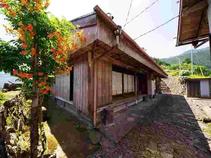 「日本の秘境100選」に指定されているほか、「日本で最も美しい村」連合にも加盟しており、十津川村では随所で日本の原風景が広がっています。