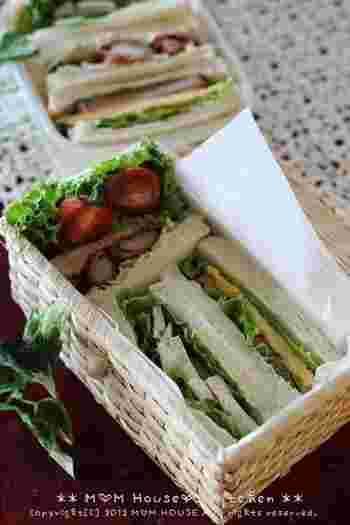 たっぷりの野菜とスパムでボリューム満点!彩りも綺麗なのでお弁当に最適☆