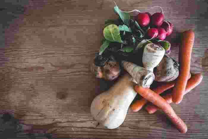 お好みの野菜をお酢に漬け込むだけのお手軽さも魅力です。