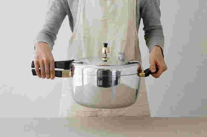白米、玄米、おかずも美味しく作れる【圧力鍋・無水鍋】の選び方・使い方