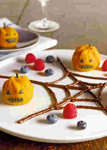 1つ1つが小さめで食べやすいので、大皿に大胆に配置して、食事の最後にテーブルの中央に出せば、楽しいパーティーのラストに相応しい一皿として参加者の想い出に残りそう。