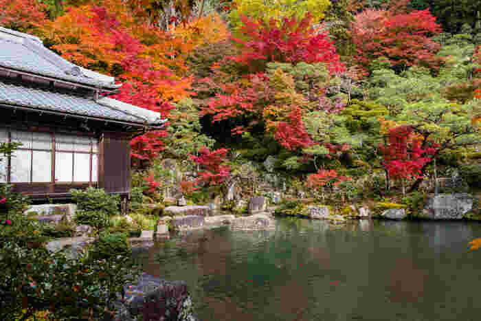 東近江市に位置する百済寺は、606年に聖徳太子によって回帰された天台宗の寺院で、湖東三山(金剛臨時、西明寺、百済寺)の一つとして知られています。