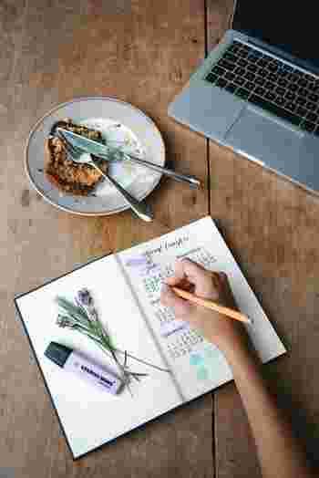日記のように、手帳に書くのも悪くないけれど、どうせならもっとハッピーが貯まっていくところを「見える化」したら楽しめると思いませんか?