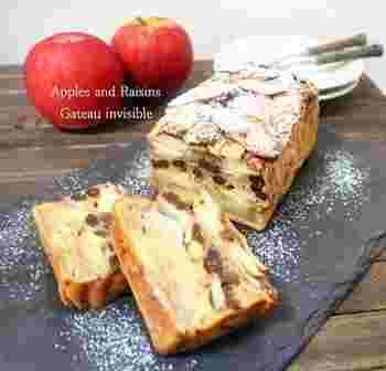 簡単に美味しいケーキが作れるから、ホットケーキミックスを使ったケーキ作りは大人気♪ガトーインビジブルももっと簡単に作れちゃいます。