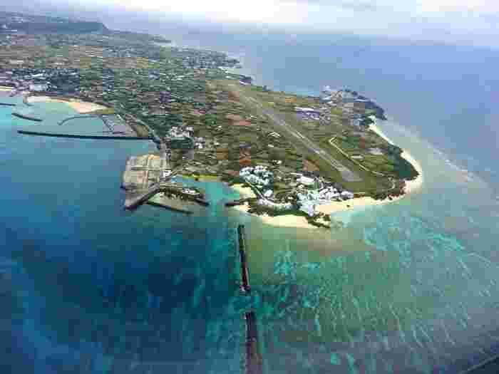 エメラルドグリーンの海に魅せられる。【与論島】は自然が生んだ絶景の宝庫!