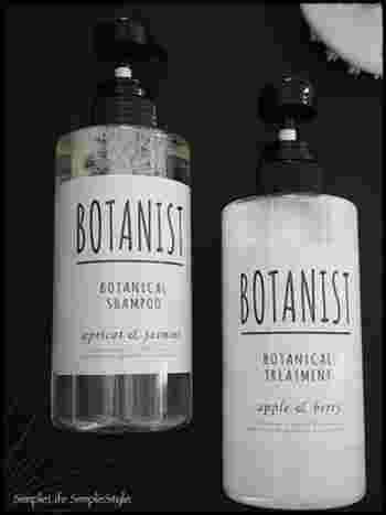 ドラッグストアなどで気軽に買うことができるBOTANIST(ボタニスト)は、ナチュラル系ブランドの中でも大人気のアイテム!植物由来の成分を配合していて、髪の広がりを抑えたい方にぴったりな「モイスト」と、ハリコシを与えたい方におすすめの「スムース」の2タイプ。