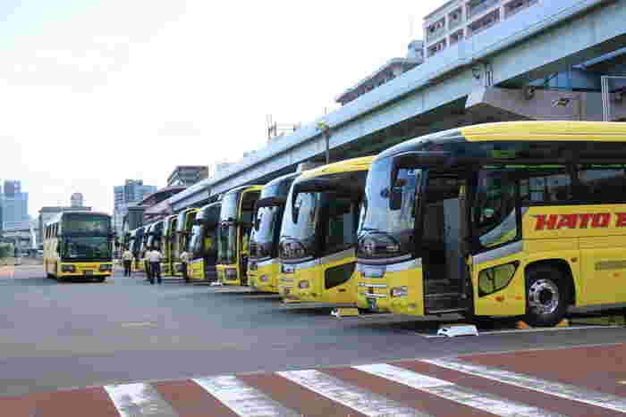 東京都以外にご在住の方や、海外の友達や家族が東京に遊びに来られたときなどに、どこに連れて行ったら良いか迷いますね? そんな時は、『はとバス』ツアーにお任せ♪東京の主要な観光地を案内してくれますので、仕事で一緒に付き合えない日は、『はとバス』に乗せてしまっても良いですし、一緒に行ける日は東京在住者にも新たな発見ができるツアーです。