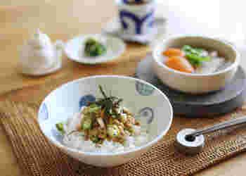たった2つの食材で作る、美味しくて立派な和食のレシピをご紹介しました。さっそく今日の夜から『和食レッスン』、始めてみませんか?