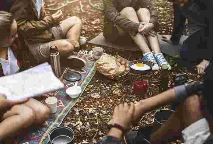 本格的なテントがあれば、いつもとは一味違うキャンプが楽しめますよ♪今年の秋はお気に入りの「アウトドアテント」で、もっと大自然を満喫してみませんか?
