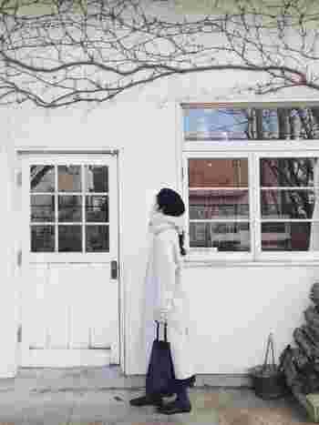 寒い日のお出かけ。今日はどんなマフラーコーディネートで出掛けますか?