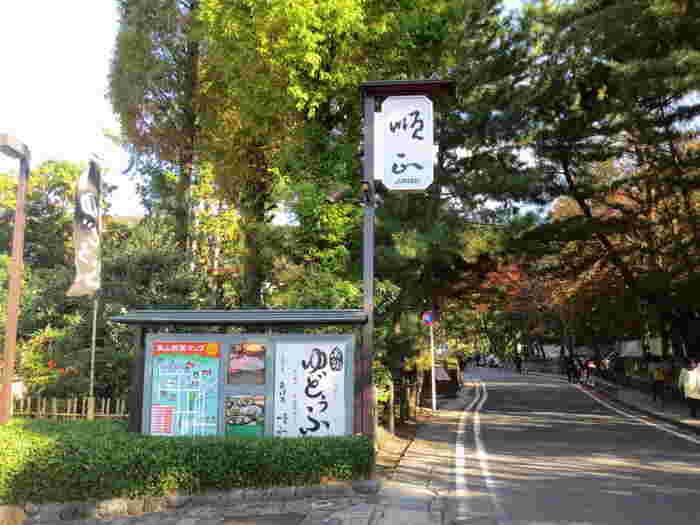 南禅寺参道、三門手前にある「南禅寺順正(なんぜんじ じゅんせい)」は、南禅寺界隈で屈指の人気を誇る老舗料理店。