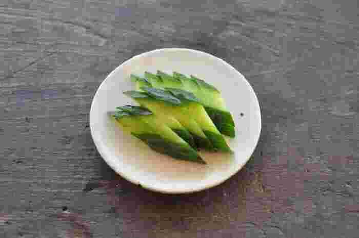 夏野菜を美味しく食べよう!其の一【きゅうり】のレシピ