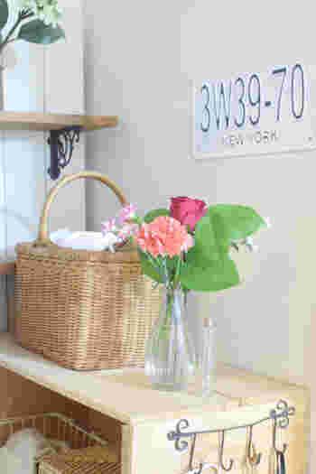 全国のお花屋さんが厳選した季節の生花が1束届くので、そのまますぐに飾れます。忙しくても丁寧な暮らしを送りたい方にぴったりですね。