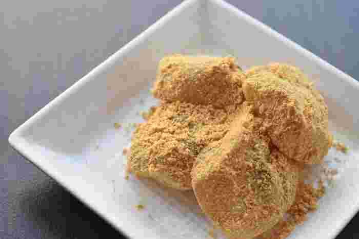 「きなこ」の人気レシピ24選。お菓子にドリンク、おかずやごはんものまで!