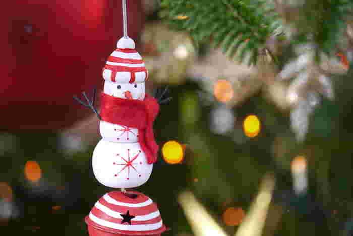 世界にひとつだけ☆ハンドメイドでほっこり「クリスマスオーナメント」を手作りしましょ♪