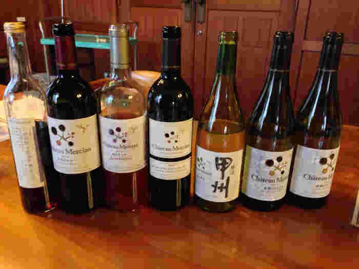 お土産はやっぱり日本のワインをチョイスしてみて!
