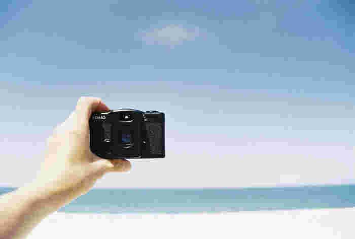 こちらはLomo LC-A シリーズです。 アナログ感満載の写真が魅力ですね。