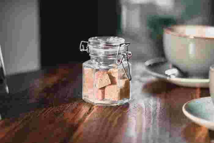 カラダに優しいお砂糖図鑑~お気に入りのシュガーポットに入れて食卓へ~