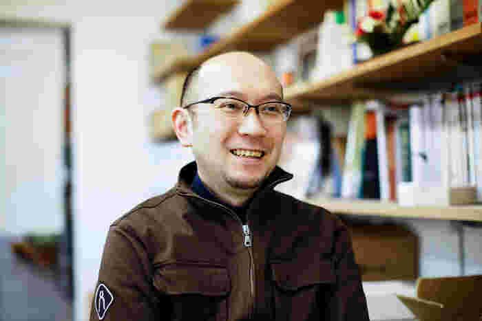 三代目代表取締役の曽根忠幸さん。それまで隠れた存在だったタダフサの技術をもって、「庖丁工房タダフサ」として自社オリジナルブランドを展開しました