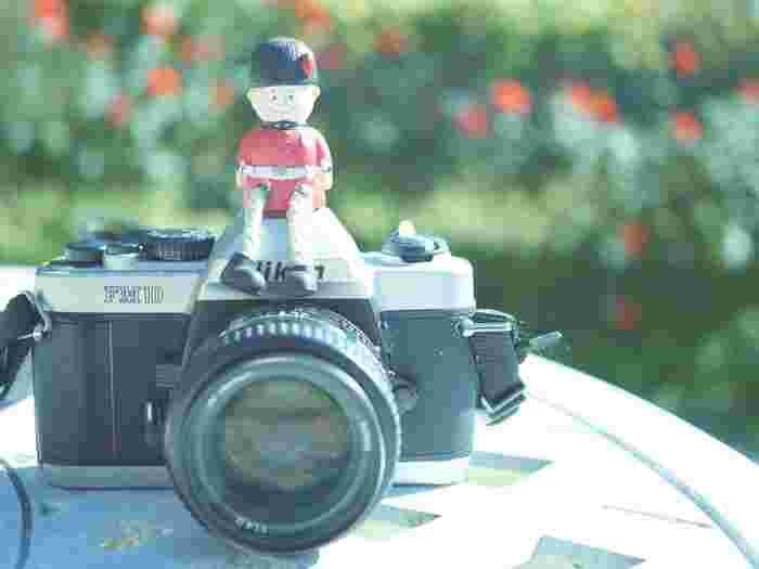 カメラ女子必見!ふんわり可愛い写真の撮り方レッスン♪