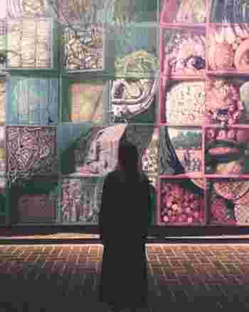 人気の展覧会が開催されるときは数時間待ちが当たり前になっている東京都美術館ですが、敷地内には誰でも無料で訪れることができます。