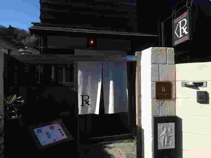 鎌倉には最近パンの専門店も多く出店されており、その中でも人気が高い食パン専門店「ルセット」のカフェが「cafe recette」です。