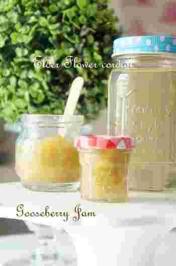 旬の季節に作り置きしたフルーツの瓶詰めやコンポート。タルトを作ったら、たっぷりと乗せてタルトの主役に!!