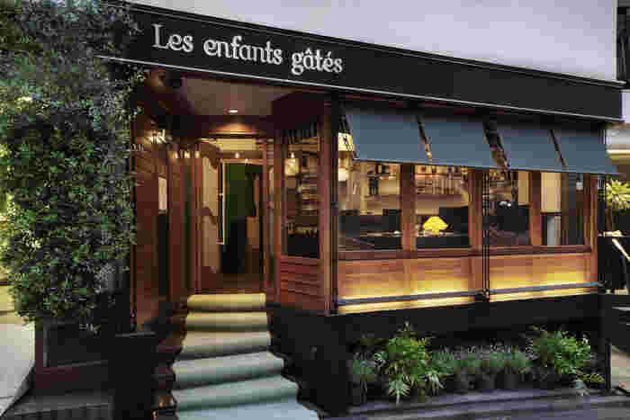 ミシュラン一つ星獲得の「レザンファン ギャテ」はフランス料理のテリーヌの有名店。