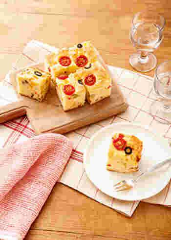 お弁当に入れるのも最適なお食事ケーキ。食卓もおしゃれに、豪華に見えるから不思議です。今回は、そんな「ケークサレ」についてご紹介します!