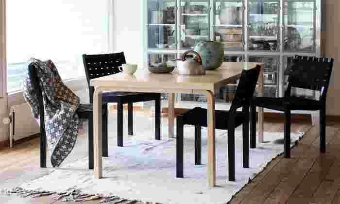 暮らしの中心になるダイニングテーブル。引っ越し、模様替えや家族の変化によって購入する機会がいつかあるもの。そんな時に納得して選べるように、今からじっくり考えてみませんか?