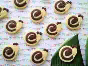 お子様の笑顔が目に浮かぶ可愛らしいクッキー。お呼ばれの手土産にしても喜ばれそうです。