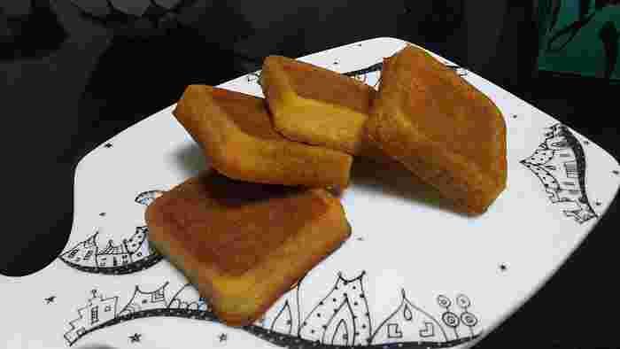人気商品は、第1回JR東日本お土産グランプリで総合グランプリを獲得した、こちらの「バターフィナンシェ」。スイス産の発酵バターと、フランス産の塩を使って焼き上げられたフィナンシェは、外はカリッ、中はしっとりと仕上げられた一品。