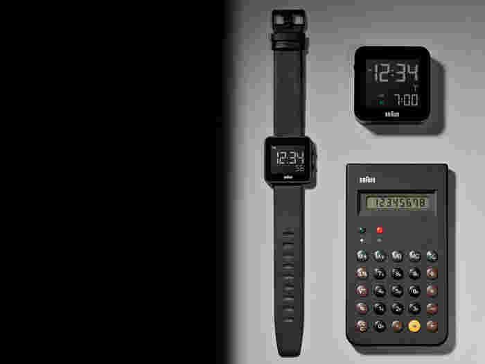 シンプルで美しいデザイン、高い機能性で長く愛されているBRAUNの時計。ここからはBRAUNの中でもおすすめの腕時計、壁掛け時計、目覚まし時計をご紹介します。