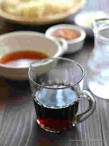 味付けに不安のある時は、市販の合わせ調味料が便利です。特にめんつゆや中華の素は、それだけで味が決まるだけでなく、様々なアレンジが効くのでおすすめですよ。