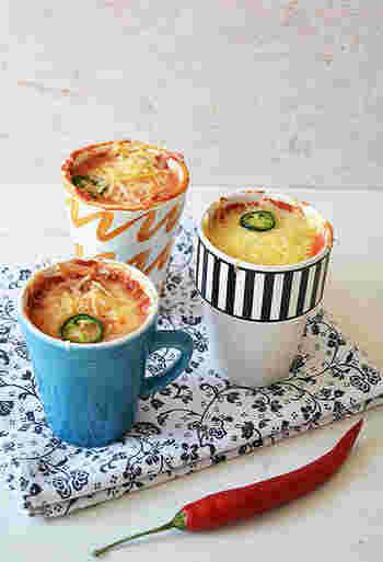 朝ごはんや軽食に♡お手軽「マグカップごはん」が新しくておいしいよ!
