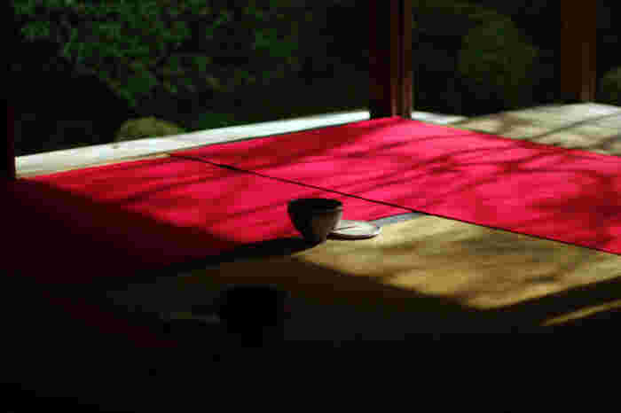 【妙心寺の塔頭「桂春院」は、妙心寺塔頭の中で、年中一般公開されている数少ない寺院です。】