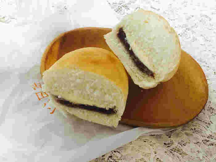 東京向けに、と盛岡の「福田パン」よりも少し小さめのサイズです。