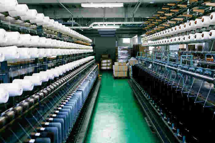 vol.40 横田株式会社-ダルマ糸製造元 -創業115年の老舗メーカーが紡ぐ「新しいものづくり」