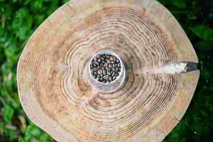 そんな、森から届く焼きたてのコーヒー豆で淹れるコーヒーをお家でいかがでしょうか。定期便は毎月、焼きたての「深煎りブレンド:森のほとり」だけでなく、読みもの「森のほとりであいましょう」も一緒に届くので、美味しいコーヒーを飲みながら読書という、優雅な時間を過ごせます。