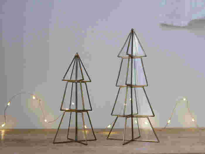 さりげない小物でクリスマス気分♪おしゃれで可愛いインテリア雑貨を飾ろう