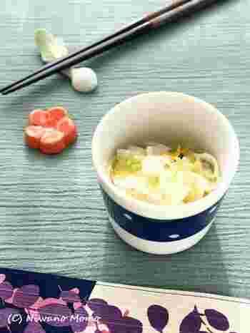 たった10分でできる、簡単なポリポリ大根。柚子の爽やかさと、塩麹のうまみが決め手。あと一品ほしいときや、箸休めにもおすすめです。