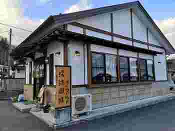 和風喫茶店でランチを楽しむなら、神橋近くの「さんフィールド」がおすすめです。日光駅から歩いて15分ほどなので、散策途中に立ち寄るのも良いですね。