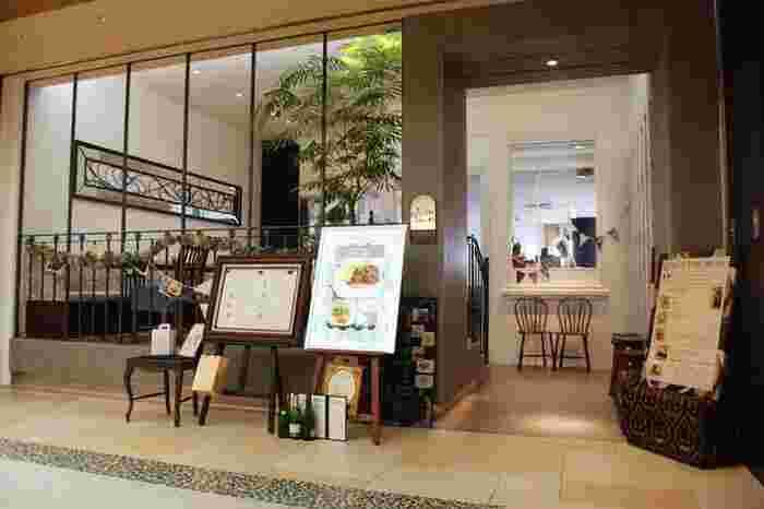 二子玉川ライズドッグウッドプラザの7階にある「ビストロ タマ」は、テレビなどでも取り上げられる人気店♪