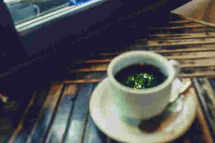 本店限定のスペシャルブレンド「森の雫」は、本店を訪れたらぜひ味わいたいところ。札幌市内にいくつか「森彦」のカフェはありますが、ここでしか味わえない特別なブレンドです。