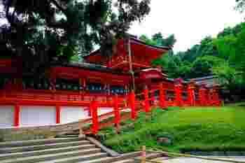 創建1250年と古い歴史がある春日大社。観光客はもちろん、初詣や七五三など地元の人々にも親しまれています。