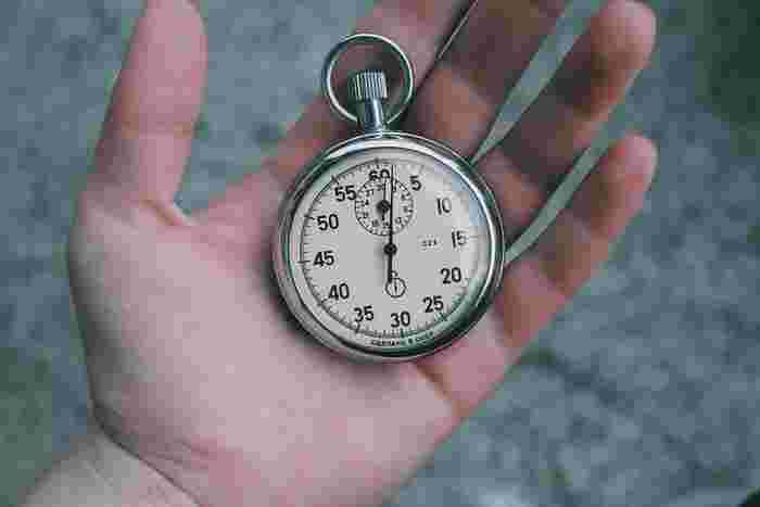 とはいえ、一番大切なのは毎日続けること。そして、その10分間だけは集中しましょう。長時間やったりやらなかったりよりも、集中した10分を日々続ける方が効果が出やすいのです。