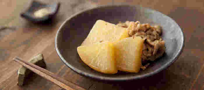 肉や魚の煮付けには旨味と栄養価が高い椎茸だしやあごだしを使うのもいいですね。椎茸は中華レシピにもよく合います。