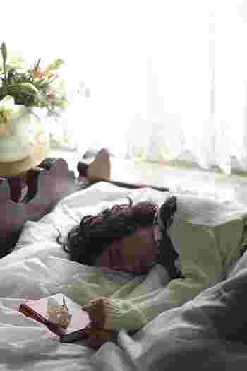 """明日の朝、スッキリと目覚めるために。""""快眠""""へ導く『夜時間の過ごし方』9つのヒント"""