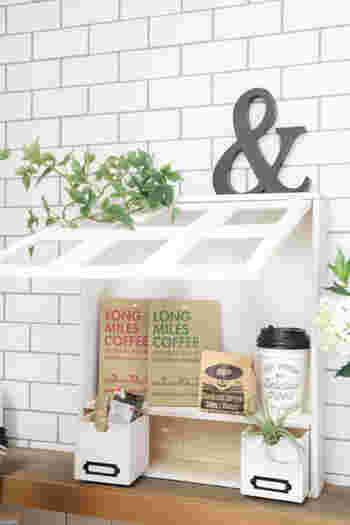 おうちカフェがもっと楽しくなる♪プチプラ&おしゃれな「カフェアイテム」をDIY!