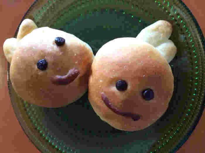 おすすめの食パンは勿論ですが、こちらのうさぎパンも大人気! なんだか可愛らしくて、食べてしまうのが勿体ないですね…中にはチョコレートがつまっています。お子様のお土産に思わず買って帰りたくなりますね!